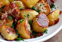 Potato Recipes / by Brandy