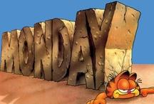 Manic Mondays / OMG, It's Monday! / by Irene Marino