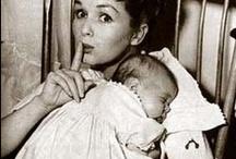 Hollywood Mamas & Papas ~ Then & Now / by Irene Marino