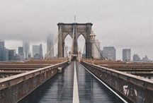 Travel + New York, NY / Board with a focus on New York City, New York in the United States.  Including things to do, places to see, tours to take, and landmarks to visit. / by Haley Whiteman