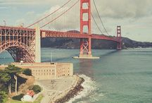 Travel + San Francisco, CA / Board with a focus on San Francisco, California in the United States.  Including things to do, places to see, tours to take, and landmarks to visit. / by Haley Whiteman