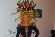 Dingo Designs / Costumes, Designs, Art / by Rio B