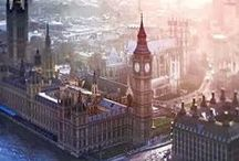 Travel + Scotland + Ireland + London / by Haley Whiteman