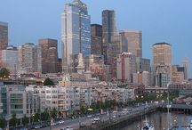 Travel + Seattle, WA / by Haley Whiteman
