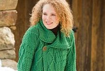 Luck of the Irish by Plow & Hearth / Everyone has a wee bit o' Irish in them :) Celebrate the Emerald Isle with witty Irish phrases, Irish knit sweaters, shamrock ideas and designs, Irish recipes and more fun stuff for St. Patrick's Day and everyday. / by Plow & Hearth