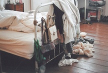 Interiors / by Heather Quinn