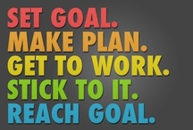 Goals and Objectives / Goals and Objectives are essential to fulfilling our vision and dreams. / by Ritu Raj