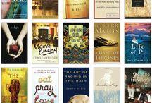 Books / by Amanda Keefer Dunn