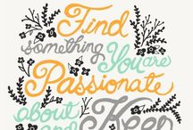 Quotes / by Amanda Keefer Dunn
