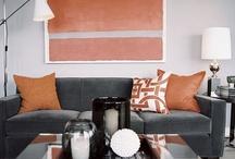 Home: Living Room / by Krissy Schmidt