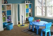 Kid/Toy Room / by Natassia {Nat's Knapsack}