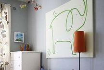 Kid Bedroom things / by Natassia {Nat's Knapsack}