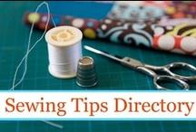 DIY-Sewing/knitting/crochetting / by Asa Pahl