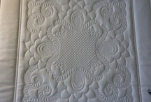Quilting by Longarm / by Leigh Herrington