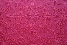 Quilts-Wholecloth / by Leigh Herrington
