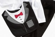 Special Projects: Oliver's Tuxedo Baby Shower / by Krissy Schmidt