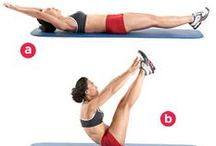 Healthy Living: Fitness / Fitness exercises / by Krissy Schmidt