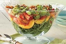 Food-Salads / by Asa Pahl