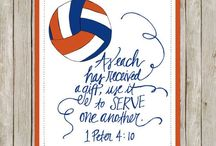 Volleyball / by Nancy Lundy