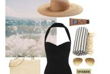 Somewhere Sunny Packing / by Nicole Raybaud