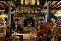 Family Rooms/Fireplaces / by ✯Melissa Gambino McGee-Porter✯