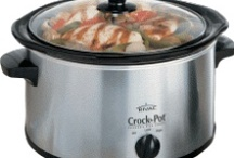 CrockPot CookBook / by Michelle Poff