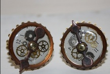 Craft Juice Cufflinks & Tie Pins / by craftjuice