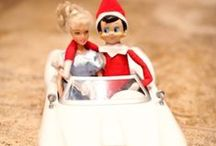 Elf on the shelf / by Casey Tolson