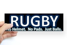 Rugby / by Rance Kirk