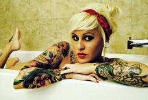 Tattooed Ladies / by Rance Kirk