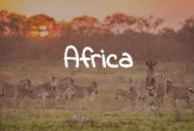 Africa / Articles and images displaying this unique continent / by Matador Network - Travel Culture Worldwide