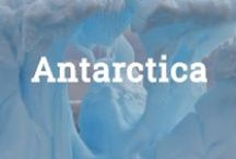 Antarctica / Articles and images for the coolest continent around! / by Matador Network - Travel Culture Worldwide
