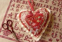 "Be Still, My Heart and other Valentine Day Ideas / Mostly Hearts! I love hearts - even when it's not Feb 14th.  Valentine's Day is my FAVorite ""holiday"". / by Tammy: PinkSparkleAndLace"