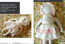 Sewing Patterns / by Tammy: PinkSparkleAndLace