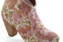 Shoes and Boots {and other foot coverings} / I love shoes. All types.. I love to collect them. / by Tammy: PinkSparkleAndLace