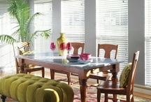 Dining Rooms / Discover inspiration in a variety of dining rooms from whimsical to elegant and refined. / by Sherwin-Williams