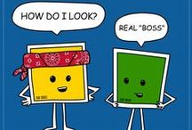 Colortoons / Introducing hand drawn and colored cartoons featuring Sherwin-Williams paint colors.  / by Sherwin-Williams
