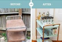 Refresh & Renew / Give pre-loved furniture and everyday items a second chance by refreshing them with paint. / by Sherwin-Williams