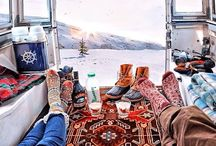 Travel / by Jenna Tittelfitz