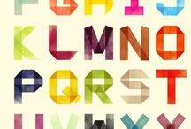 Typography / by Garima Dhawan