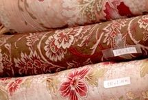 Textiles to Collect / Nothing to compare to the touch, feel and beauty of special fabrics and rugs! / by Dorothy Fenn