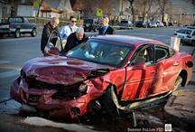 Traffic Investigations / by Denver Police