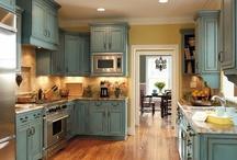 The Home: Kitchen / by Rachel Felix