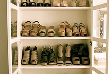 The Home: Closets & Garages / by Rachel Felix