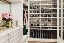 Closet / Vanity / by Brittany