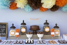 Celebrate good times :) / Party theme, decor and invite ideas / by Colleen Scott