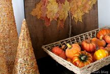 Holidays - Fall / My favorite time of year. / by Alexa vonNordeck