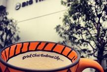 Drink Chai. Embrace Life... / Big Train customer photos of our famous 'Drink Chai Embrace Life' mug. / by Big Train Inc