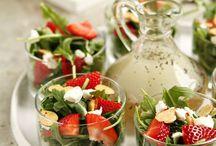 Recipes - Healthy / by Alexa vonNordeck