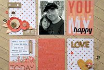 scrap booking / by Sheryl